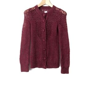 Aritzia Talula Babaton Mohair Cardigan Sweater